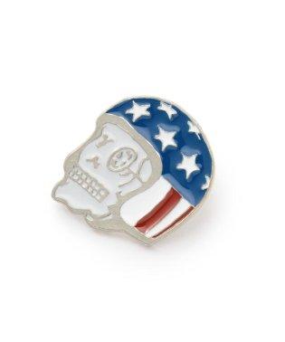 SCHOTT/ショット/SKULL BIKER PINS/スカル バイカー ピンズ MADE IN USA