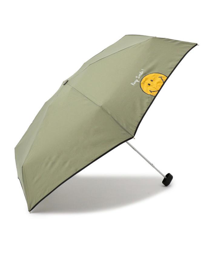 w.p.c(ダブリュー・ピー・シー) big スマイリー mini 傘