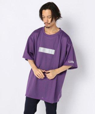 LUSOR (ルーソル)リフレクターメッシュTシャツ
