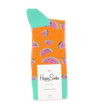 Happy Socks/ハッピーソックス Fruit Watermelon Women's