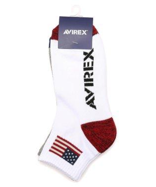 AVIREX/アヴィレックス/ショート ソックス 星条旗/SHORT SOCKS