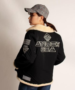 【AVIREX STREET GEAR/FIELD】AVIREX/アヴィレックス/撥水タイプB-6/WATER REPELLENT TYPE B-6