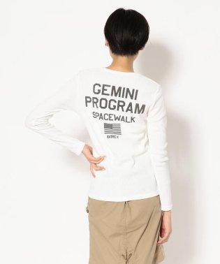 AVIREX/アヴィレックス/TCワッフル プリント Tシャツ/TC WAFFLE PRINT T-SHIRT