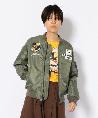 AVIREX/アヴィレックス/MA-1 スペースコマンド/WOMEN'S MA-1 SPACE COMMAND