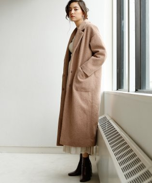 WOOL BLEND OVER COAT