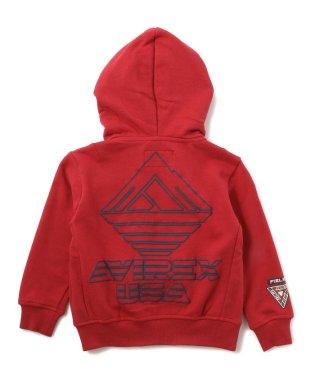 AVIREX/アヴィレックス/キッズ スウェットパーカー/KIDS SWEAT PARKA