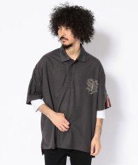 SWITCHBLADE/スイッチブレード/SWBLD LINE POLO SHIRT/ライン ポロシャツ