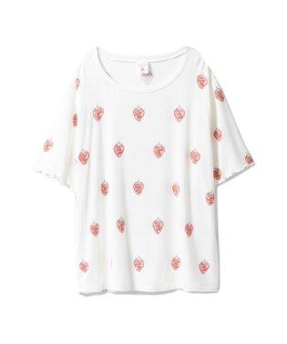ストロベリーロゴTシャツ