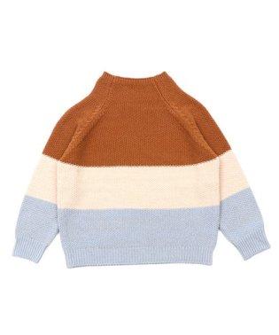 カノコボトルネックセーター
