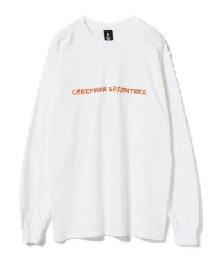 ZIQ&YONI × BEAMS / 別注 Print Long Sleeve T-shirts