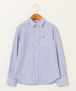 【ジュニア】ストライプシャツ