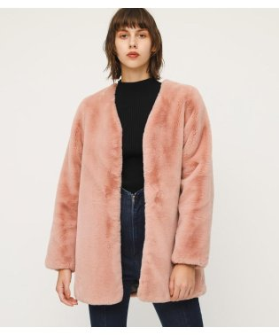 POSH FAUX FUR COAT