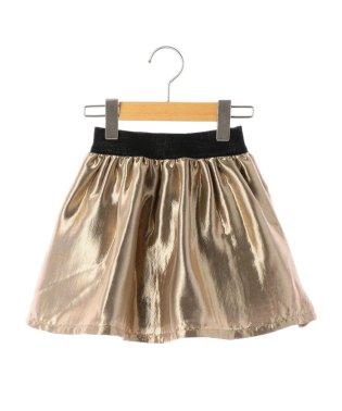 AMELIA:シャイニー プリーツ スカート(100~130cm)