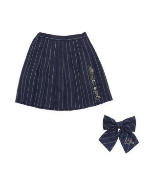 ニコ☆プチ12月号掲載 | フレッシャーズスカート&リボンタイセット