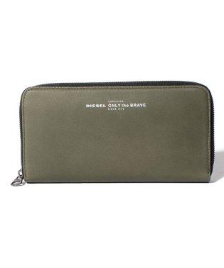 DIESEL X05591 PR400 H5931 ラウンドファスナー長財布