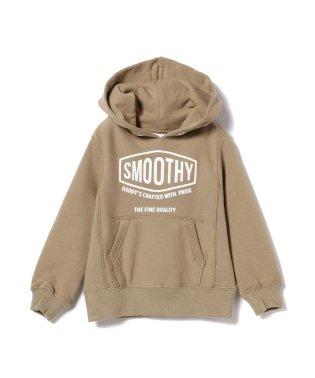 SMOOTHY / ロゴ スウェット パーカー 18 (90~140cm)
