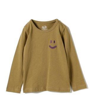 SMOOTHY / スマイル 長袖 Tシャツ (90~140cm)