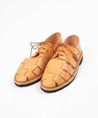 【STEVE MONO】Artisanal shoes グルカサンダル
