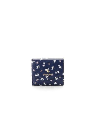 ★レトロフラワープリントシリーズ(折財布)
