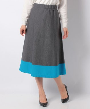 【SHIPS for women】COOHEM:FINE WOOL STRECHI SK