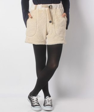 【SHIPS for women】and wander:FLEECE SHORT PANTS
