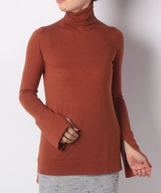 【SHIPS for women】STUDIO.N:SI/WO ROLL NECK