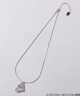ガラスモチーフペンダント(Swarovski(R)・Crystals)