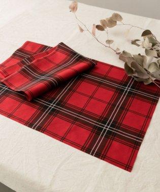 My drap タータンクリスマス 48×32