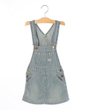 Lee:オーバーオールスカート(100~150cm)