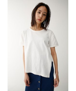 ASYMMETRY SLIT Tシャツ