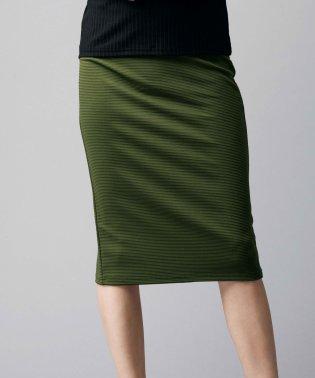 リップル素材バンテージスカート