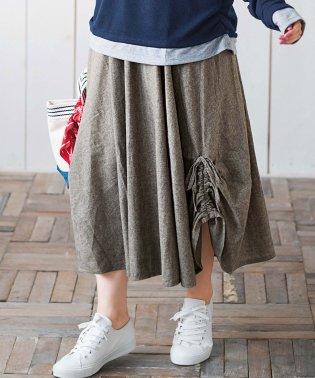 サイドドロストロングスカート