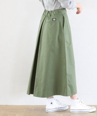 【別注】Dickies(ディッキーズ)フレアロングスカート