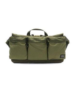 吉田カバン ポーター ウエストバッグ PORTER FORCE フォース WAIST BAG ウエストポーチ 日本製 855-05460