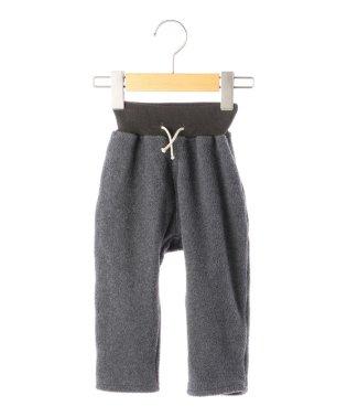 SHIPS KIDS:フリース×コットン ベビー パンツ(80~90cm)