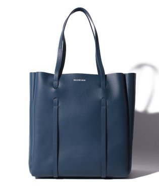 【BALENCIAGA】トートバッグ/EVERYDAY TOTE S【BLEU TANZANITE/NOIR】
