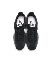 NIKE CLASSIC CORTEZ NYLON BLACK/WHITE 18FW-I