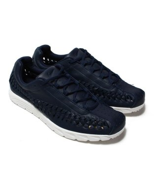 NIKE MAYFLY WOVEN  OBSIDIAN/SUMMIT WHITE