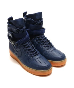 NIKE SF AF1 MIDNIGHT NAVY/MIDNIGHT NAVY-BLACK