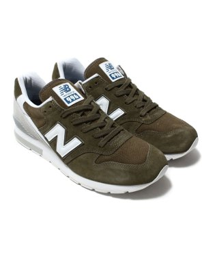 New Balance MRL996JZ  GREEN