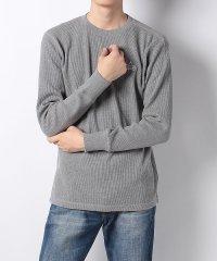 タラスブルバ/メンズ/サーマル ロングTシャツ
