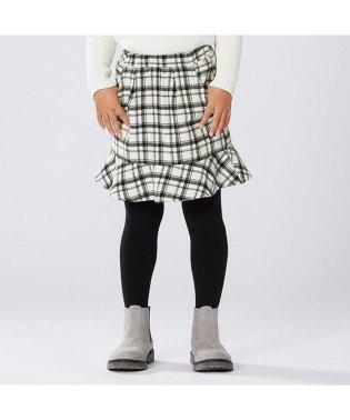 インパンツ付き裾フレアースカート