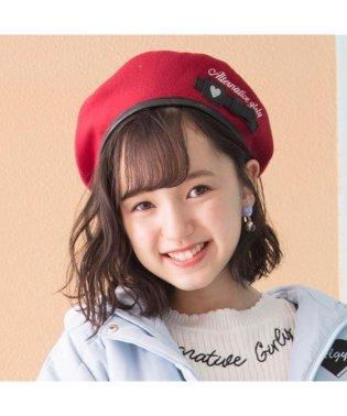 ニコ☆プチ12月号掲載 | ベルト付きベレー