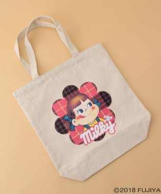 【ROPE' PICNIC KIDS】【milky】トートバッグ