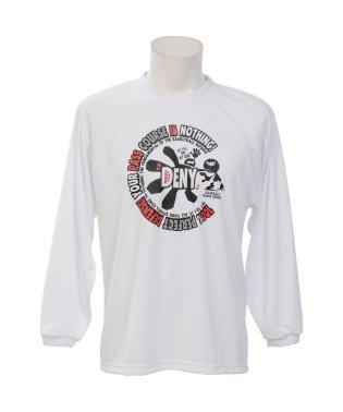 チームファイブ/キッズ/TEAMFIVE ロンシャツ AL-68「ディナイ!」