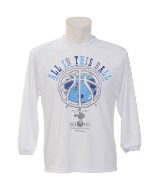 チームファイブ/キッズ/TEAMFIVE ロンシャツ AL-72「オール・イン・ディス・ボール!」