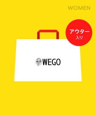 【2019年福袋】 WEGO