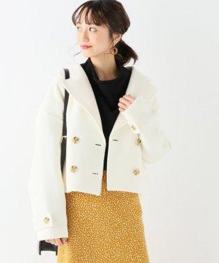ウールシャギーPコート