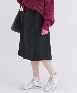【SonnyLabel】サイドリボンIラインスカート
