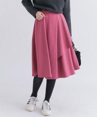 【SonnyLabel】イレギュラーヘムラップスカート